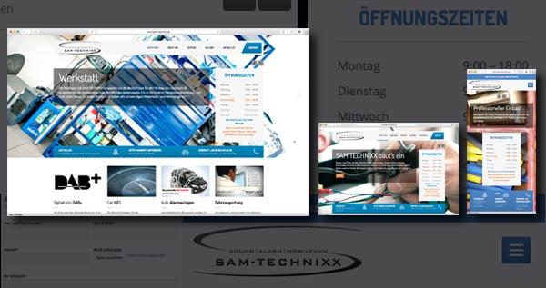 webdesign und webdevelopment, SEO, CMS