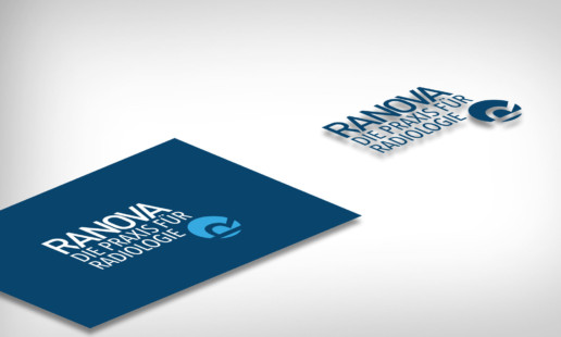 RANOVA logo und corporate design