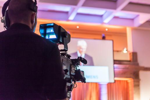 Videoproduktion eines Veranstaltungsvideos kreateur