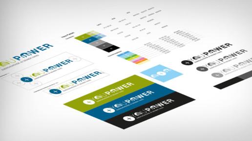 YouPower - styleguide, Corporate Design Agentur kreateur, Corporate design, Logoentwicklung, Corporate identity