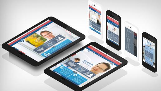 RANOVA responsives webdesign